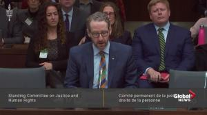 Butts: Decision on SNC-Lavalin was 'Attorney General's alone'