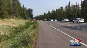 Head-on crash near Jasper leaves 6 people dead