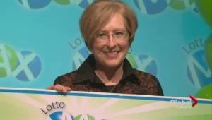 Two Lotto Max jackpot winners from Ontario claim $60M each