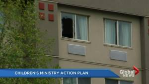 Cadieux releases report on B.C. foster children in hotels