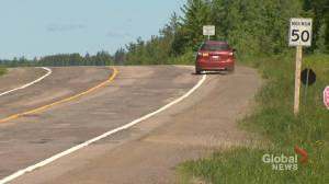 Petitcodiac mayor demands that province fix troublesome road
