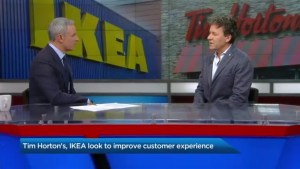 Tim Horton's and IKEA launch initiatives to improve customer relations