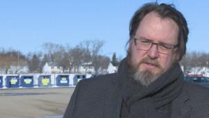 A former Winnipeg man who was abused by minor hockey coach Graham James, is sharing his story.