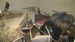 Etobicoke family 'traumatized' after flood destroys their apartment