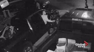 Lethbridge police warn residents of car prowlings