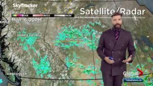 Edmonton Weather Forecast: June 24