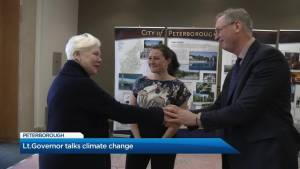 Lt. Governor hosts round table in Peterborough