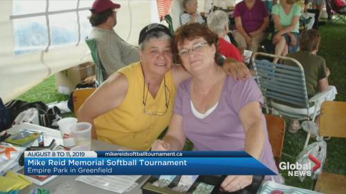 Community Events: Mike Reid Memorial Softball Tournament | Watch