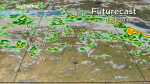 Saskatchewan weather outlook: cool, wet finish to the week