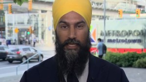 NDP leader Jagmeet Singh says he'll move to Burnaby — if he wins