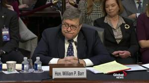 'Not going to be bullied into doing anything I think is wrong': Barr