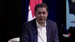 Scheer encourages Canadians to 'put pressure' on Trudeau amid SNC-Lavalin controversy