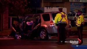 Driver in Woodbine crash drove off despite bar staff's efforts to intervene