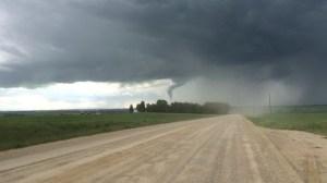 Tornado touches down near Cremona