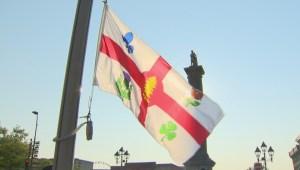 Sainte-Anne-de-Bellevue unveils Mohawk plaque