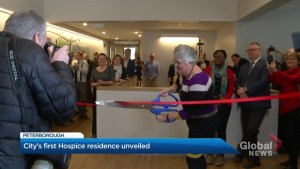 Grand opening held for new Hospice Peterborough centre