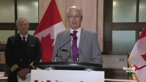 Liberal government announces measures to prevent airplane laser pointer attacks