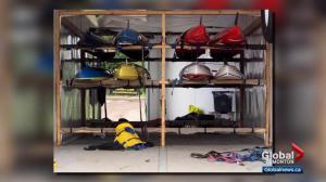 Edmonton-area club makes plea for stolen trailer full of competitive boats