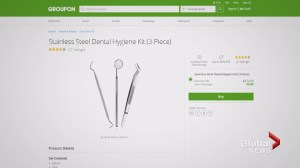 EXCLUSIVE: Groupon selling 'home' dental hygiene kits