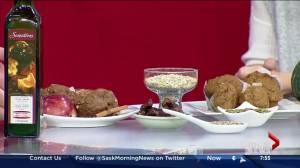 Healthy alternatives when baking snacks
