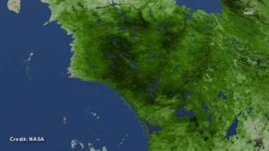 NASA study finds extensive greening in Canada and Alaska