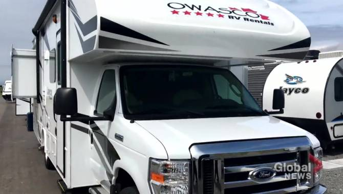 Road trip Ontario: Everything to know about renting and operating RVs