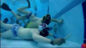 Underwater hockey makes a splash in Canada