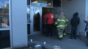 Halifax firefighters deliver care packages to those in need