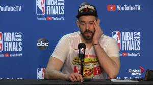 NBA Finals: Marc Gasol 'so happy' they won championship