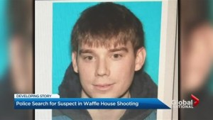 Police search for suspect in Waffle House shooting