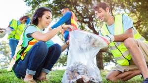 Signed up to clean a city park? Here is your official guide