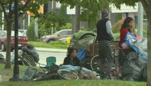 Vernon sees rise in homelessness