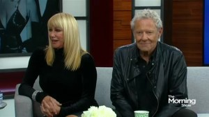 Suzanne Somers & Alan Hamel discuss how to keep a relationship going for 50 years