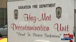 Suspicious package calls cost Saskatoon $75K