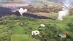 New fissure opens near Kilauea volcano in Hawaii
