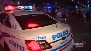 Man injured after shooting at Toronto's Polson Pier