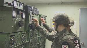 South Korea resumes anti-North broadcasts