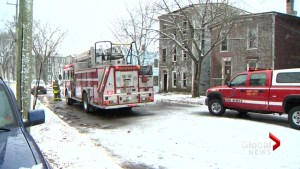 Fire at abandoned Saint John home deemed suspicious