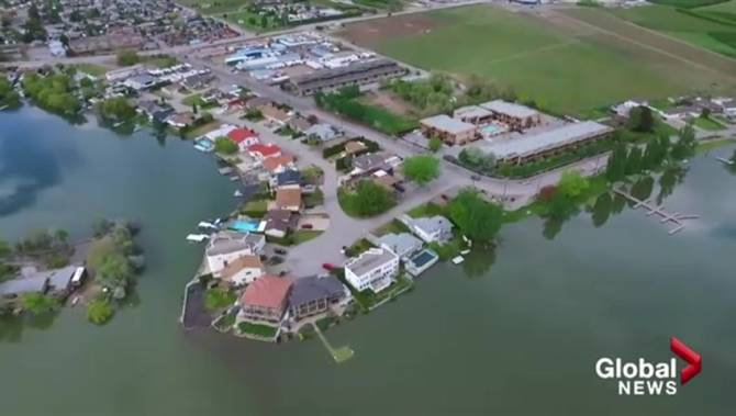 Osoyoos Hotel Rv Park Latest To Evacuate Due To Flooding
