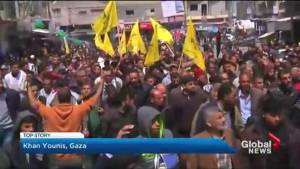 Call for inquiry after deadly day in Gaza (02:31)
