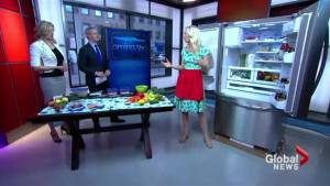 How to organize your fridge to help you eat better