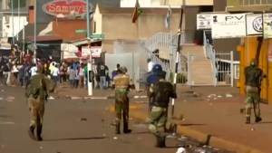 Zimbabwe violence punctures hopes of change following landmark election