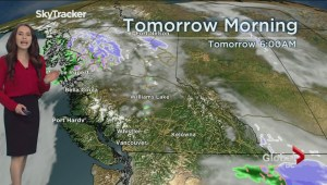 B.C. evening weather forecast: May 4