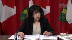 Auditor General: Ontario's deficit for 2018/2019 is actually $11.7B