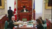 Play video: Controversial Provincial Budget approved