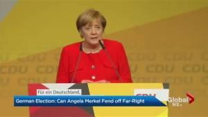 Will far-right push Merkel out of German leadership?