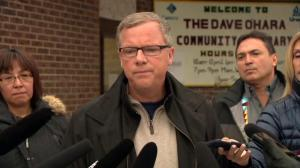 Brad Wall discusses meeting with Ralph Goodale, local leadership