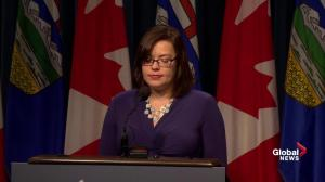 Alberta government outlines areas where public cannabis use is banned