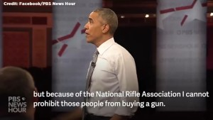 President Obama says he was made aware that ISIS sympathizers could legally buy guns days before Orlando shooting