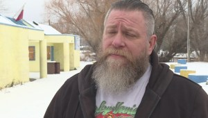 Interview with friend of Kamloops homicide victim Rex Gill